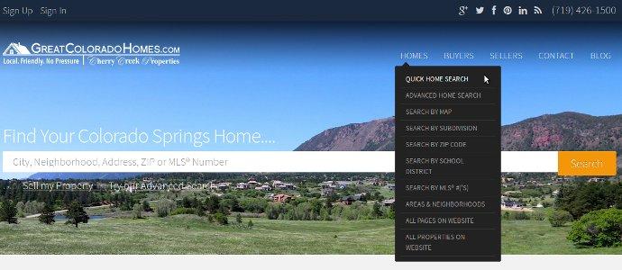 website seo for real estates