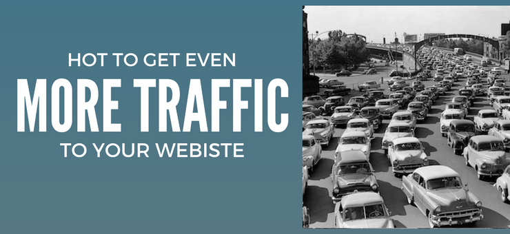 How to Get more Traffic to a Website Long Term