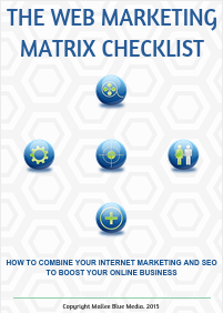 seo and web marketing in four simple steps
