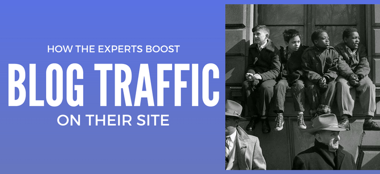 How the Experts Increase Traffic to Their Website