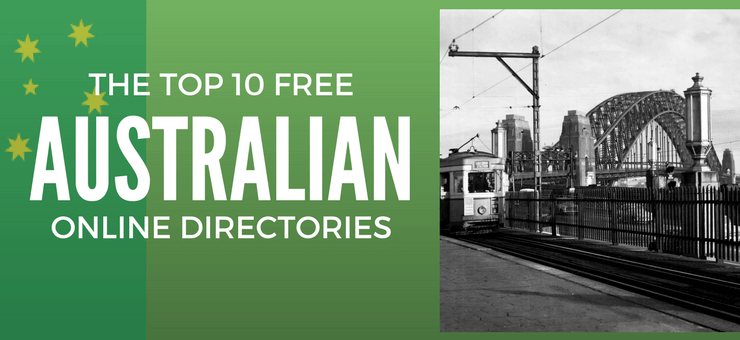 Top 10 free Australian online business directories - Featured Image