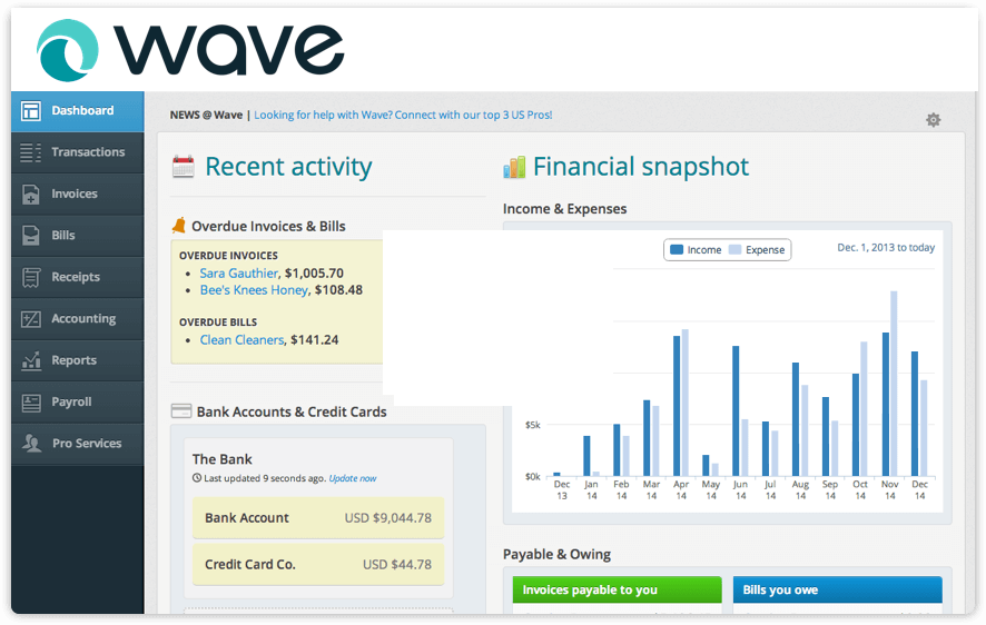 Wave Apps Software