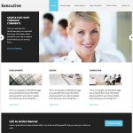 business and corporate web designer