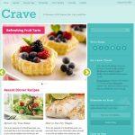 food blogger web designer