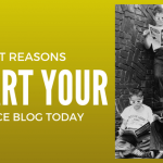 4 Smart Reasons to Start Your eCommerce Blog Today