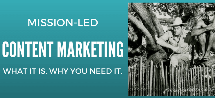 Mission Led Marketing