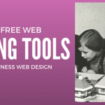 Using Free Web Building Tools in Your Business Web Design
