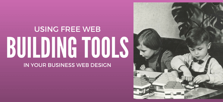 creating a web design with free tools
