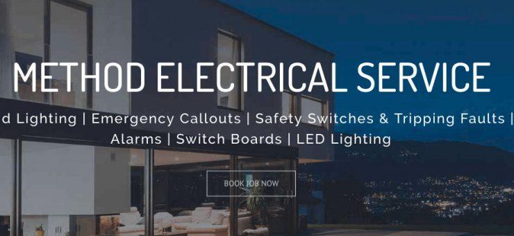 Electrician Web Design Service