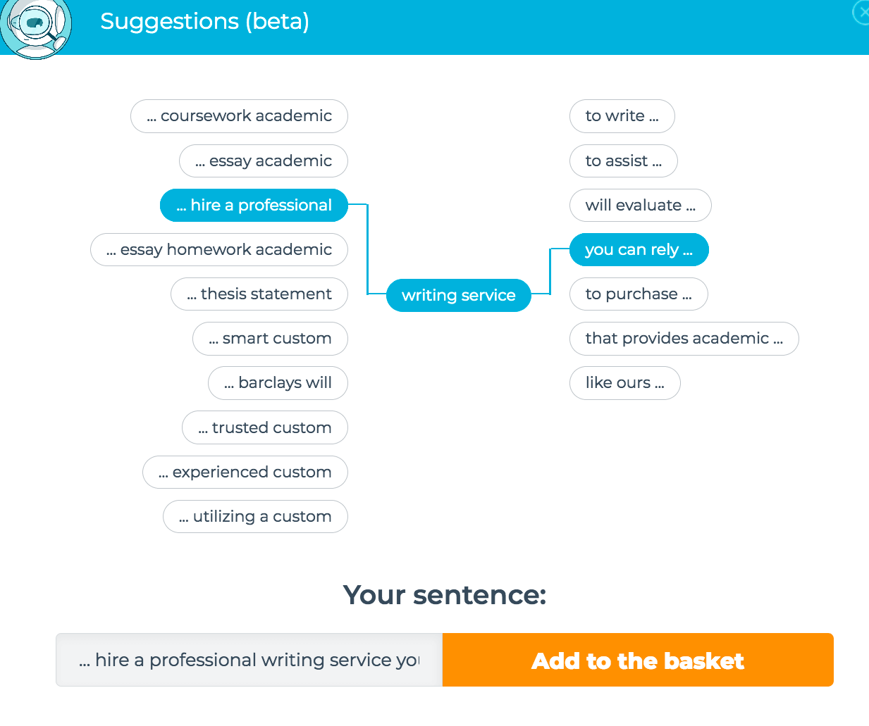 7 Create Full Sentences