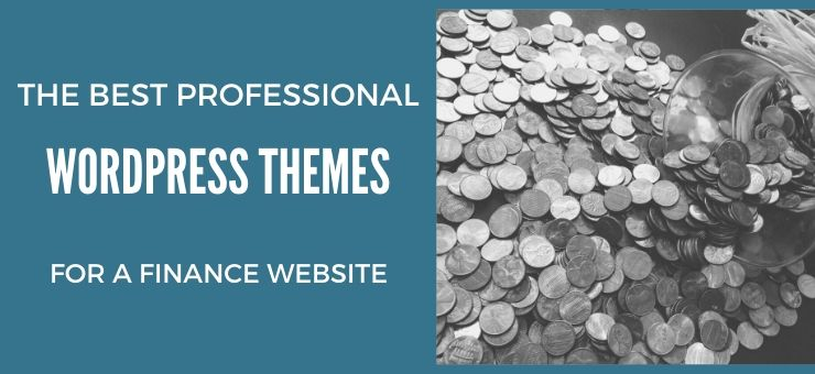 WordPress Themes for a Finance Website