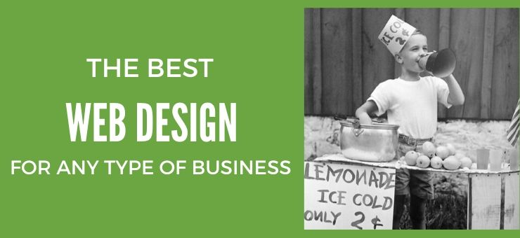 The Best Web Design For Any Type Of Business