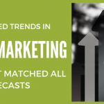 Announced Trends in Digital Marketing in 2020 That Matched All Forecasts
